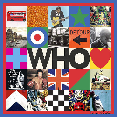 The Who / Who (LP)
