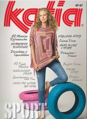 Журнал Katia Woman SPORT #87