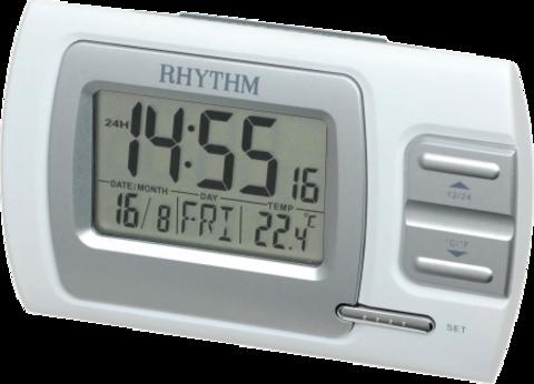 Часы-будильник Rhythm LCT074NR03