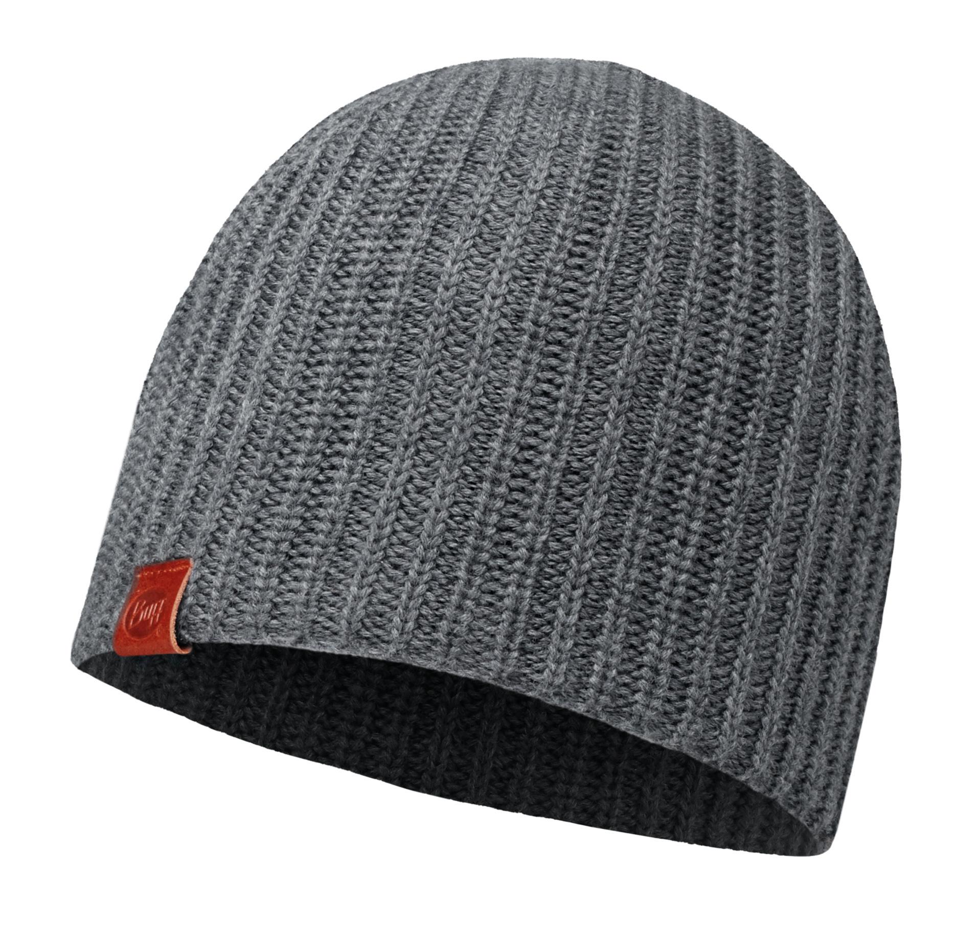 Вязаная шапка Buff Haan Grey Castlerock