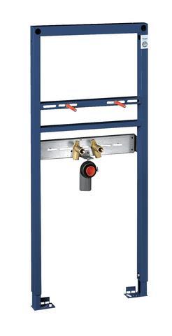 Система инсталляции для раковины GROHE Rapid SL (1,13 м) со звукоизоляцией подключений смесителя (38554001)