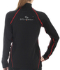 Женская куртка Brubeck Windproof Zip Top (LS11050) черная