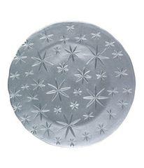 Блюдо 32см серебряное Nachtmann Stars