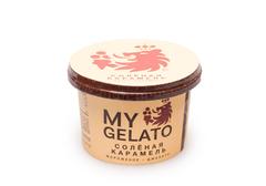 Мороженое My Gelato соленая карамель, 190г