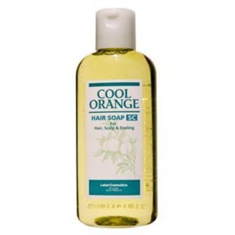 Lebel Шампунь Холодный апельсин Супер холодный Hair soap Cool orange Super cool купить online