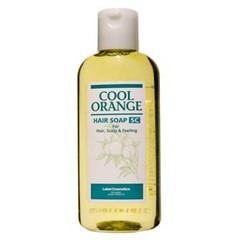 Шампунь Холодный апельсин Супер холодный Hair soap Cool orange Super cool