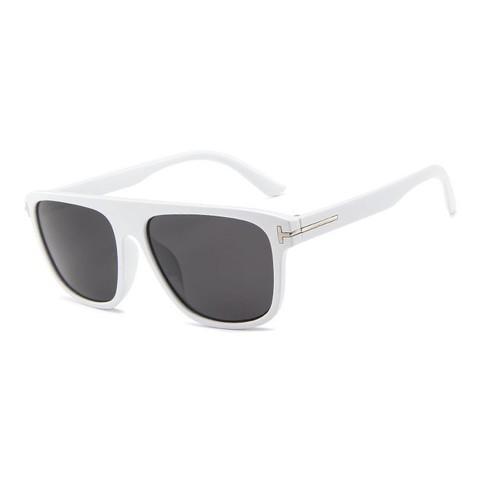 Солнцезащитные очки 5197003s Белый - фото