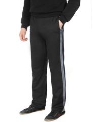 77493-1 спортивные брюки мужские, черные