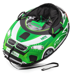 Тюбинг Small Rider Snow Cars BM (зеленый)