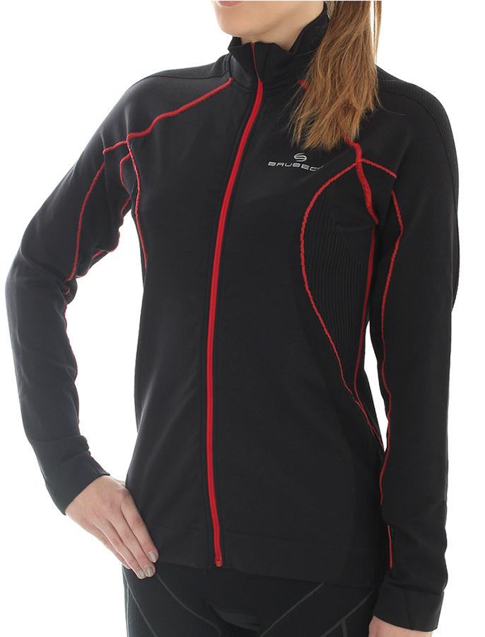 Женская спортивная куртка Brubeck Windproof Zip Top (LS11050)