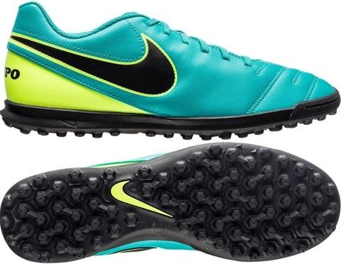 Шиповки Nike Tiempo Rio III TF 819237-307