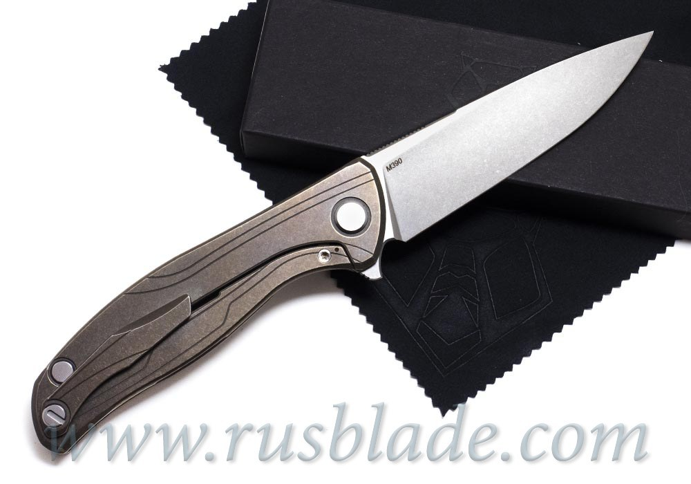 Shirogorov F95R М390 Nudist MRBS 2018 AS-Bronze