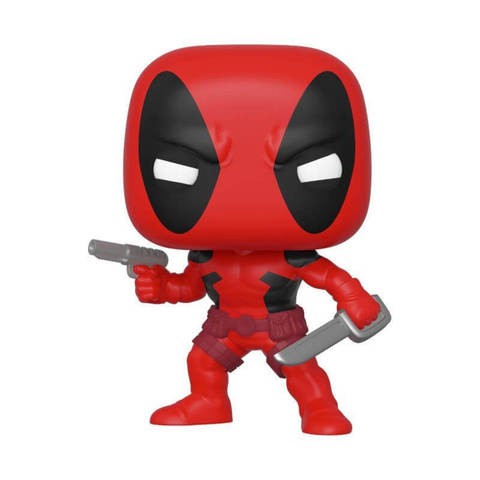 Фигурка Funko POP! Bobble: Marvel: 80th First Appearance: Deadpool 44154