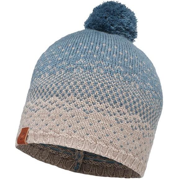 Вязаная шапка Buff Mawi Stone Blue