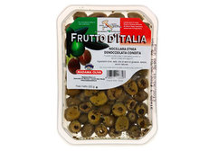 Оливки Nocellara Etnea с приправами, 200г