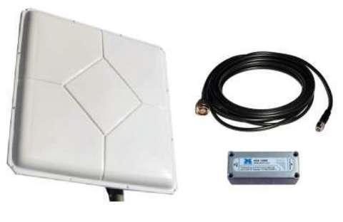Комплект усиления 3G сигнала для USB-модема 3G-SET  Дальняя Дача 2020 Универсал