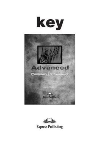 Advanced Grammar & Vocabulary. Key. Proficiency. Ответы