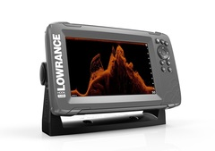 Эхолот-плоттер Lowrance HOOK2-7x GPS с датчиком TripleShot