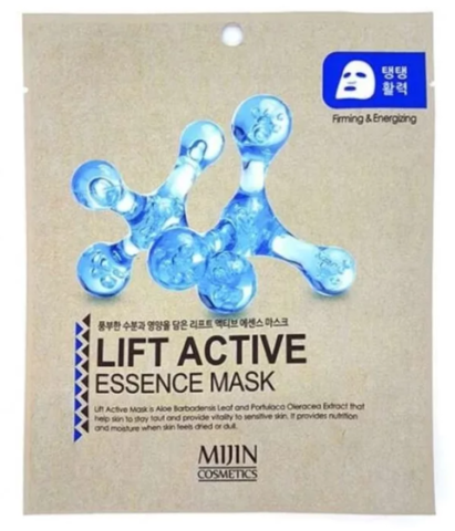 Маска тканевая Lift Active Essence Mask от Mijin