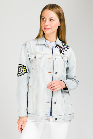<p>Куртка джинсовая</p> TWIN-SET