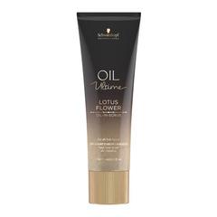 Масло-скраб для кожи головы с цветком лотоса Schwarzkopf Oil Ultime Oil In Scrub