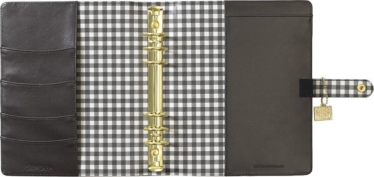 Планер-ежедневник без наполнения. Формат A5. Carpe Diem A5 Planner Floral