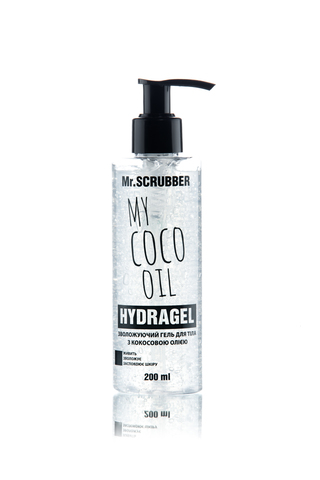 Гидрогель для тела Mr.Scrubber My coco oil