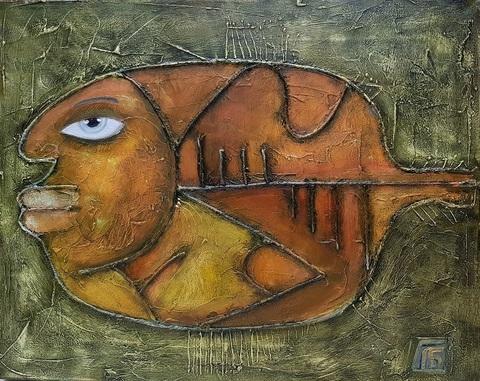 Четкая рыба