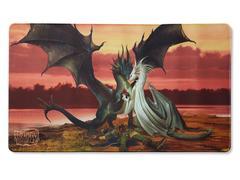 Dragon Shield - Коврик для игры Valentine Dragons