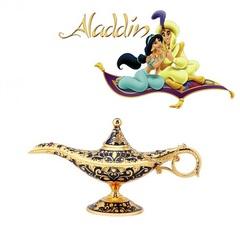 Аладдин Волшебная лампа