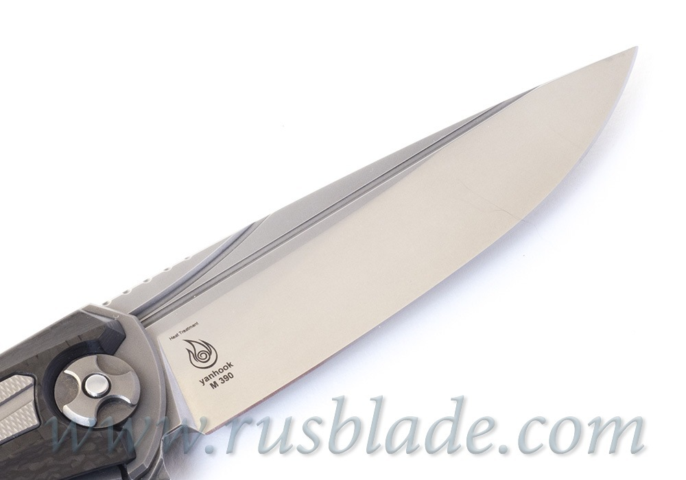 Svarn II groove mode knife Serial by CultroTech