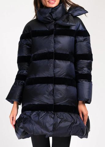 Пальто-пуховик ODRI