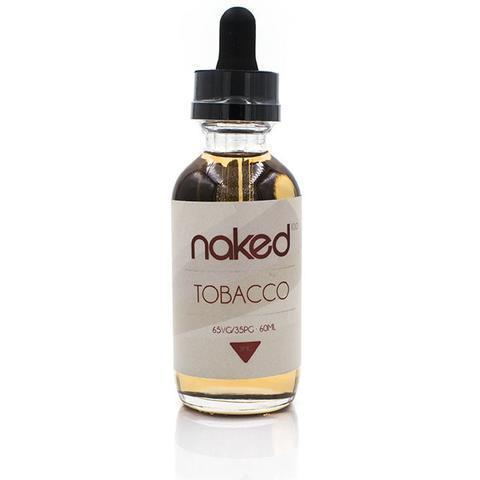 Naked 100 Tobacco - American Cowboy (Original)