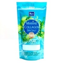 Соль-скраб с морским коллагеном, YOKO, Marine Collagen spa salt, 300г