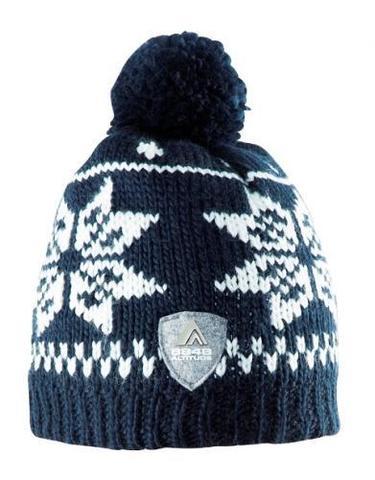 Горнолыжная шапка 8848 Altitude Snowflake (navy)