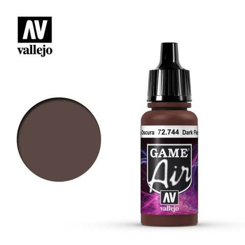 Game Air Dark Fleshtone 17 ml.