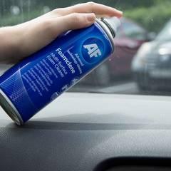 Антистатическая пена Foamclene для чистки пластиковых поверхностей Foamclene (Katun/AF) 300 мл.