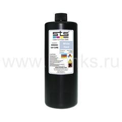 УФ - чернила STS для Roland ECO - UV White 1000 мл