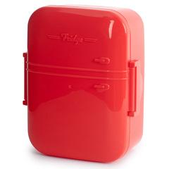 ланч-бокс fridge красный