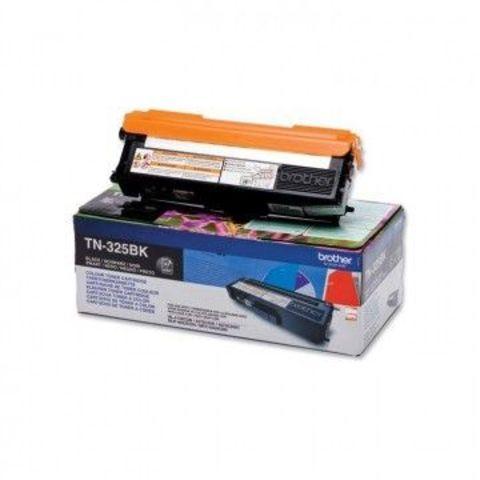 Тонер-картридж TN-325BK black для Brother HL-4150CDN, 4570CDW, MFC-9465СDN, 9460CDN, DCP-9055CDN (4000 стр)