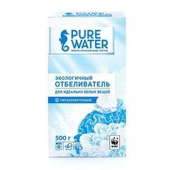 Экологичный отбеливатель PURE WATER, 500гр,  ТМ Pure Water