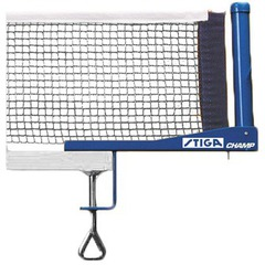 Сетка для настольного тенниса STIGA Champ с креплением
