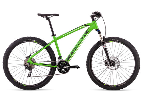 ORBEA MX 10 27 (2015) зеленый