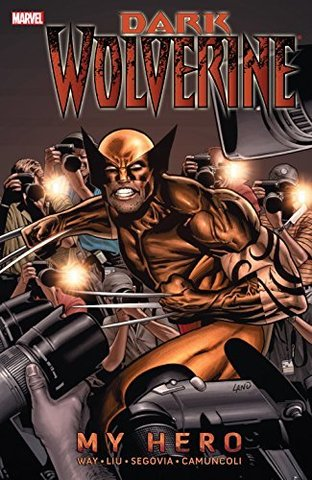 Dark Wolverine: My Hero TPB