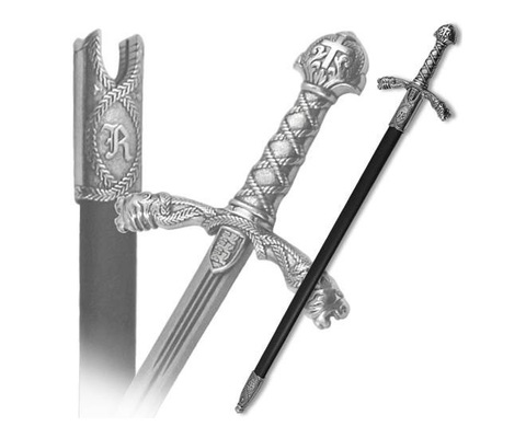 Меч Ричарда в ножнах, 12 век D4125-NQ