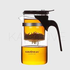 Чайник с кнопкой Kamjove TP-839, 500 мл