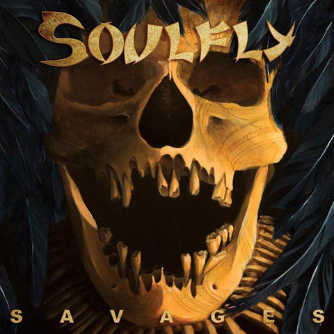 Soulfly / Savages (RU)(CD)