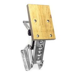 Транец выносной с регулировкой угла наклона для ПЛМ до 25 л.с. (65 кг) ФБС