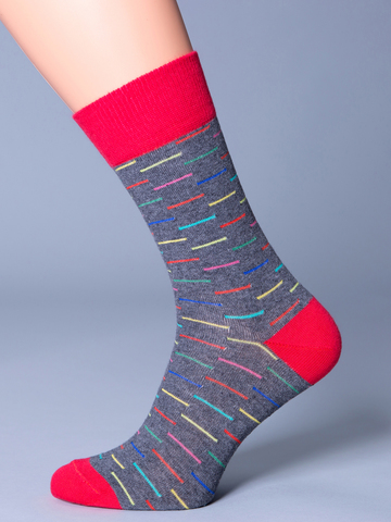 Мужские носки MSL 015 Giulia for Men