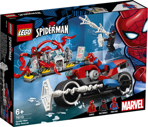 LEGO Super Heroes Marvel 76113 Спасательная операция